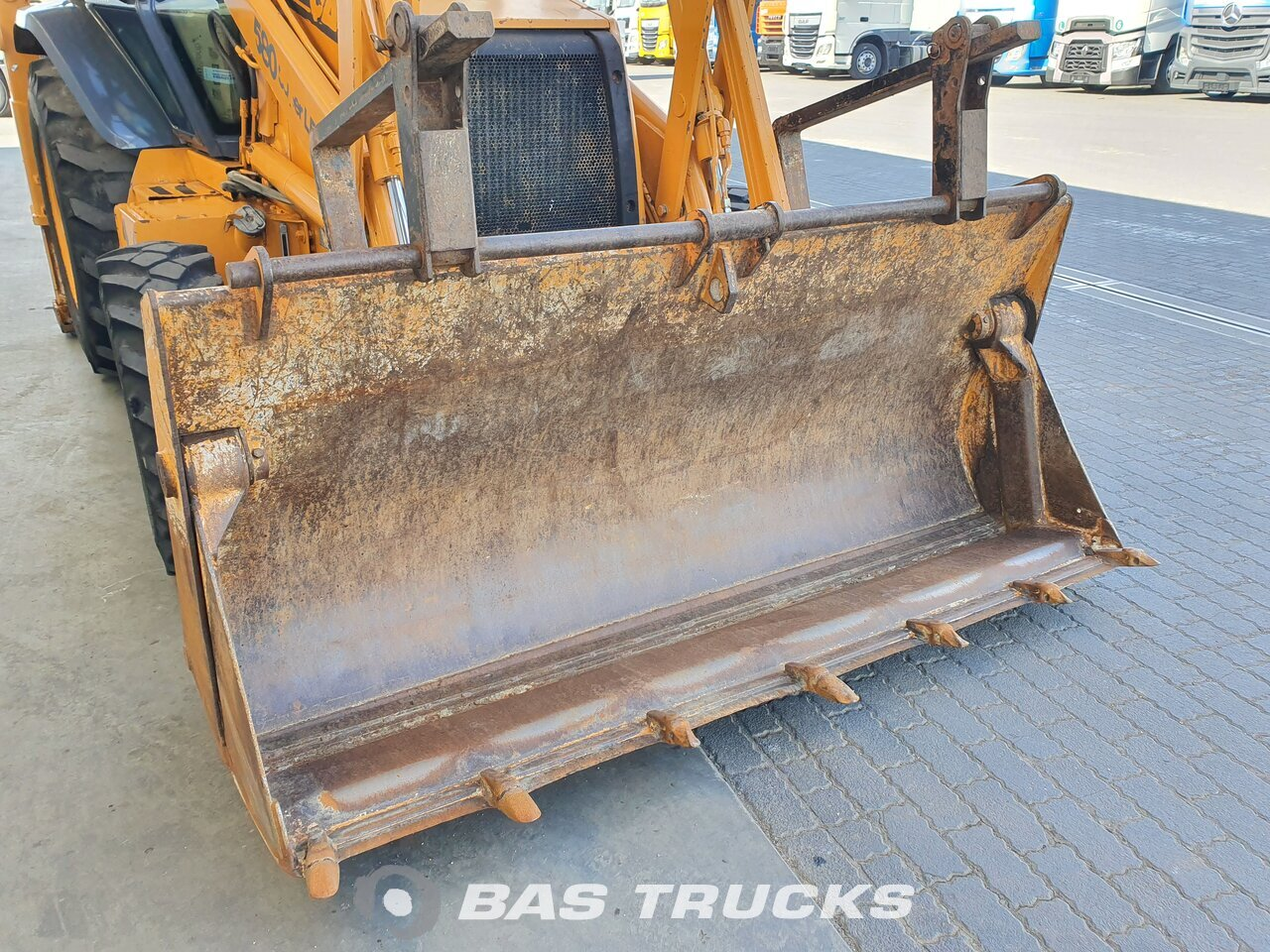 For sale at BAS Machinery: Case 580 SLE 4X4 01/1999