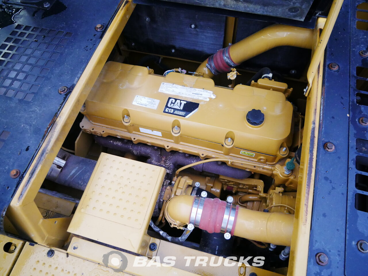 For sale at BAS Machinery: Caterpillar 349 D LME Track 01/2014