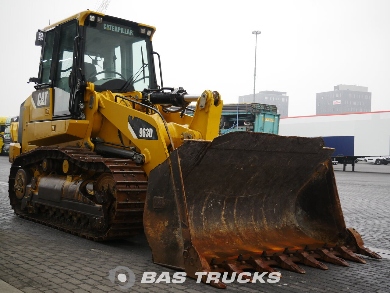 For sale at BAS Machinery: Caterpillar 963 D Track 01/2010
