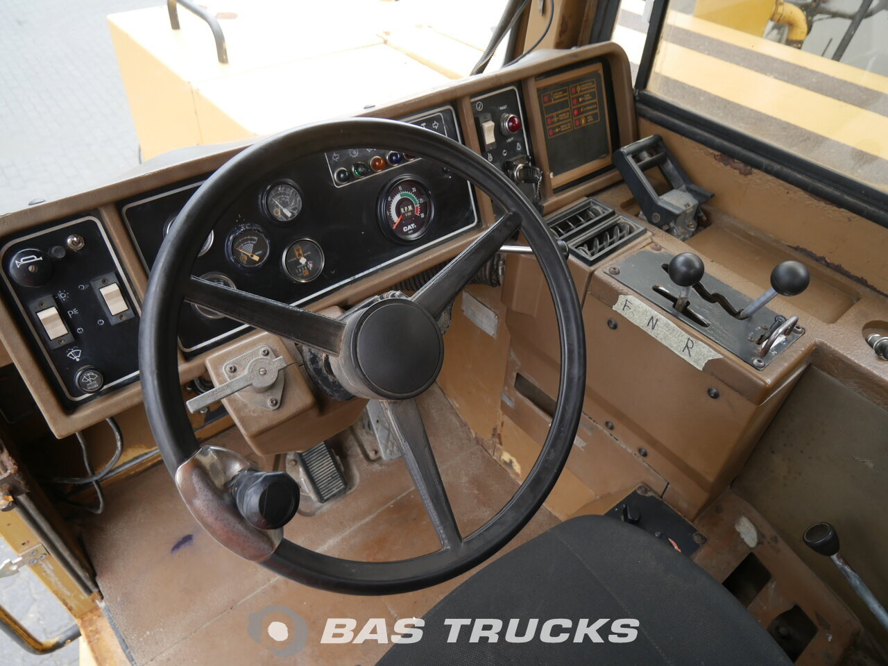 For sale at BAS Machinery: Caterpillar D40D 4X4 01/1989