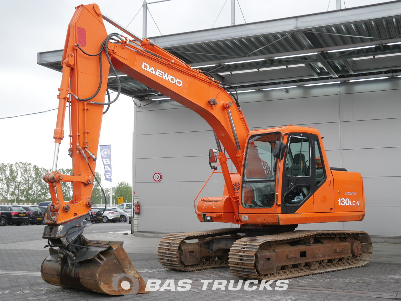 Daewoo-Doosan 130LC-V Construction equipt €20750 - BAS Machinery