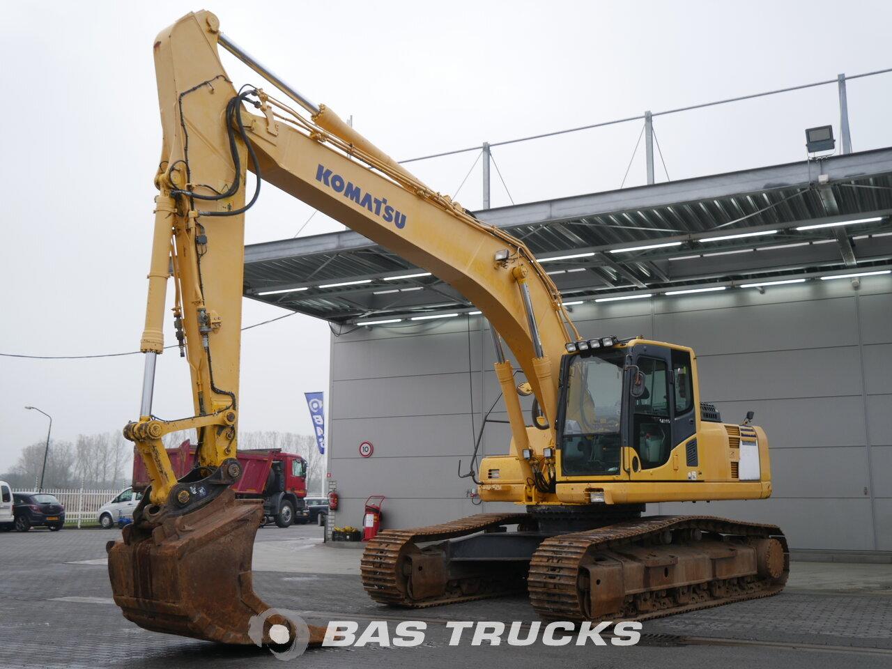 komatsu pc290 8 construction equipment u20ac46500 bas machinery rh basmachinery com 290 Excavator Komatsu Pc290lc-11