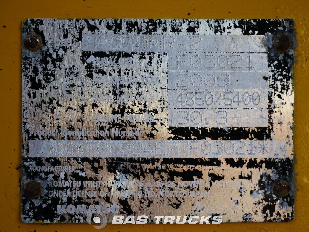 For sale at BAS Machinery: Komatsu PC50MR-2 Track 01/2008