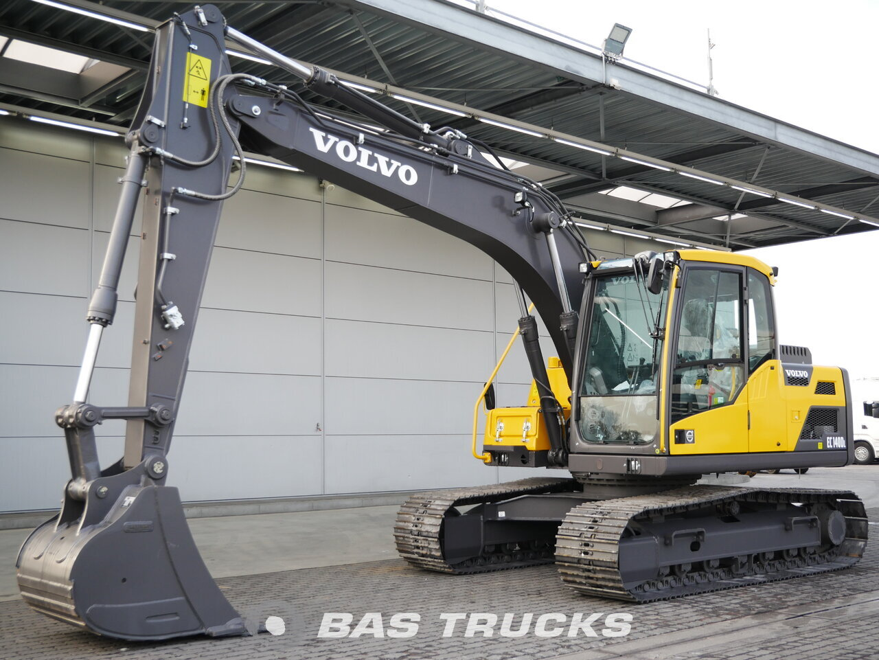 For sale at BAS Machinery: Volvo EC140DL Track 01/2018