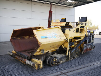 Used Construction equipment for sale | BAS Machinery
